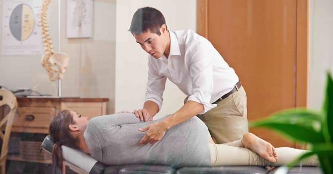 Healthcare Organizations Recommend This For Low Back Pain image